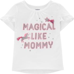 """*NEW* Carter's """"Magical like mommy"""" Tee"""